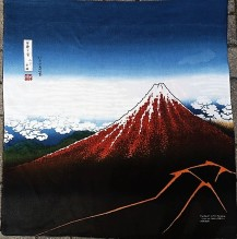 Fuji-schwarz
