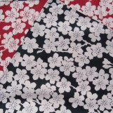 Sakura dunkelblau/rot