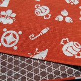 Schätze orange/braun