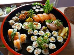 SUSHI-Lieferservice