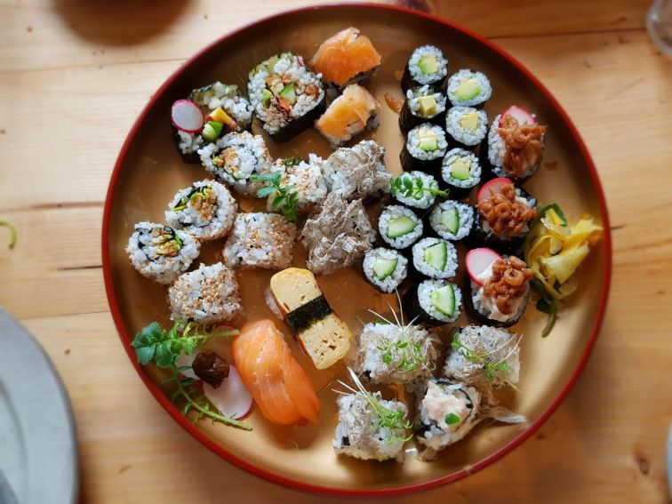 SUSHI Party-service